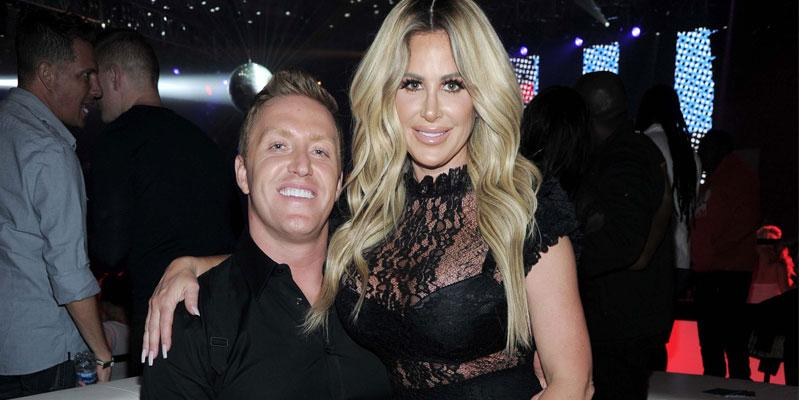 Kim Zolciak Kroy Biermann dumped