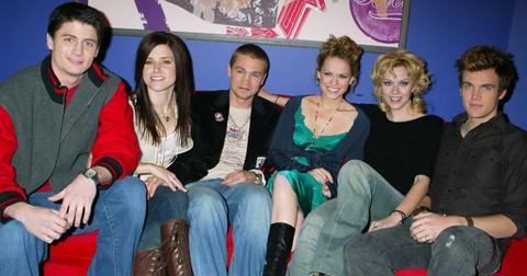 "The Cast of ""One Tree Hill"" Takes Over MTV's ""TRL"" – January 25, 2005"