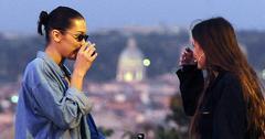 Bella hadid gabs riella rome pics feature