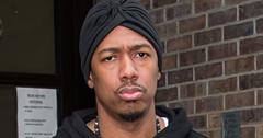 "Nick Cannon is seen arriving to Fox 29's Good Day morning show during filming segments of his MTV show, ""Wild N' Out"" in Philadelphia, PA"