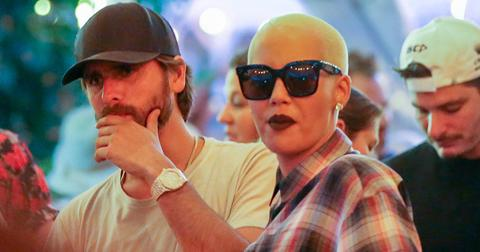 Amber rose scott disick