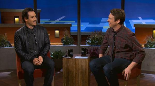 Mark-Paul Gosselaar on The Pete Holmes Show