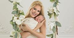 Heidi montag baby pics feature