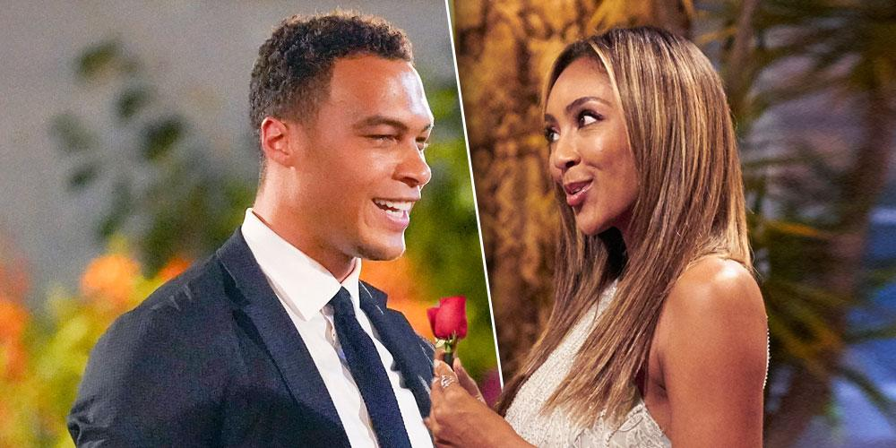 Does Tayshia Adams Wish She Could Have Dated Dale Moss? Watch!