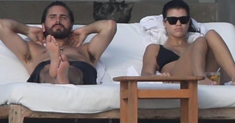 Scott disick sofia richie vacation mexico