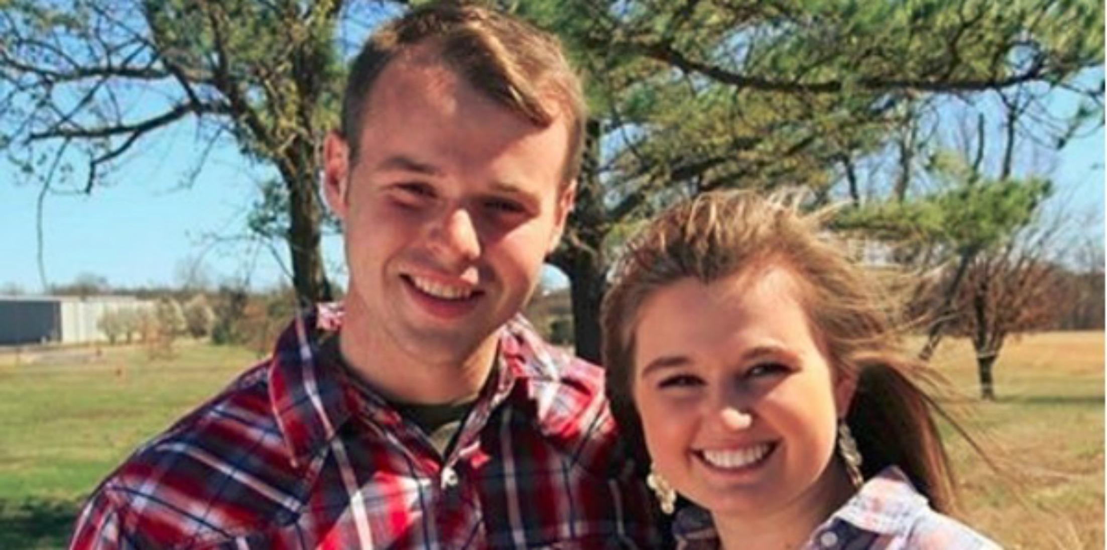 Joseph Duggar Engaged Kendra Caldwell Long
