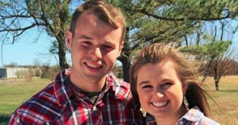 Joseph Duggar Engaged Kendra Caldwell Long
