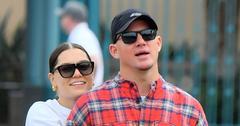 Channing Tatum & Jessie J Are Back Together 1 Month After Split