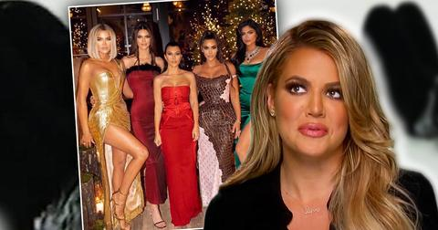 Khloe Kardashian Reveals Family Christmas Eve Party Is Canceled