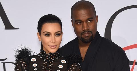 Kim Kardashian Stressing Caring Two Children
