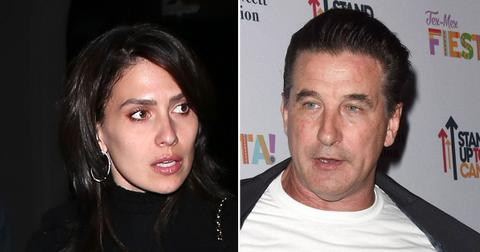 Billy Baldwin Says Hilaria Baldwin's Accent Controversy Is 'Awkward'