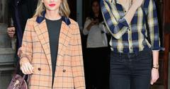 Taylor Swift and Karlie Kloss go shopping at ABC Carpet and Sephora in NYC