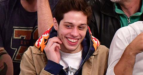 Pete davidson slams people who say he shouldnt date ariana grande because of mental illness
