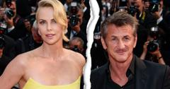 Charlize theron sean penn split