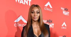 Cynthia Bailey On Red Carpet Daughter
