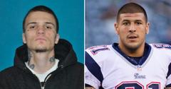 aaron hernandez jailhouse lover kyle kennedy drugs camera arrest