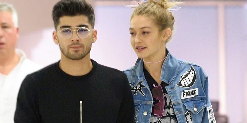 Zayn malik new tattoo gigi hadid eyes ok pp