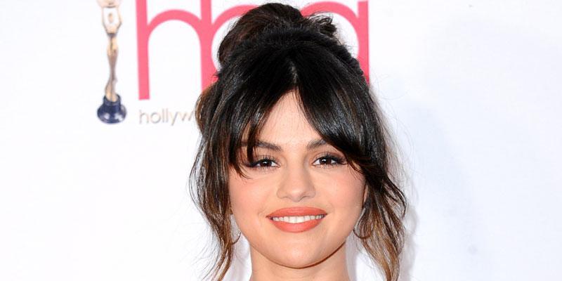 Selena Gomez Debuts Curly Bob Hairstyle On Social Media