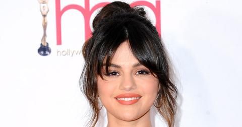 Selena Gomez Debuts Curly Bob Hairstyle On Social Media