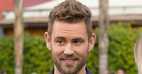 """Melissa Rivers And Nick Viall Visit """"Extra"""""""