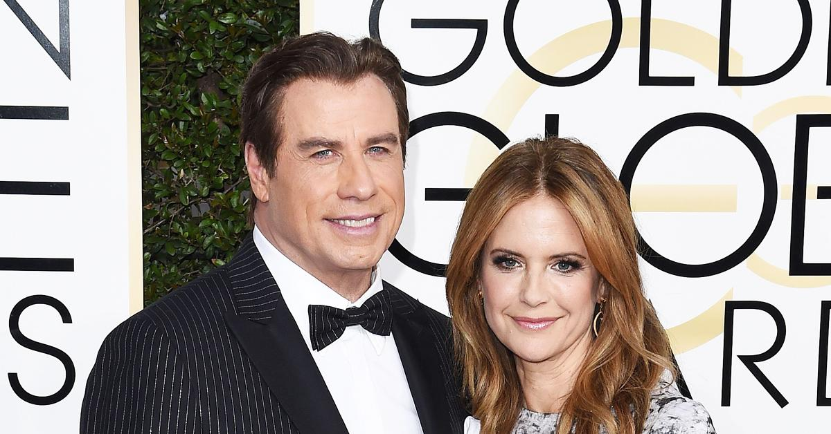 john travolta shares tribute late wife kelly preston first mothers day without her