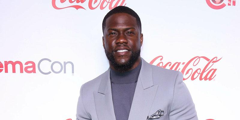 kevin hart first appearance