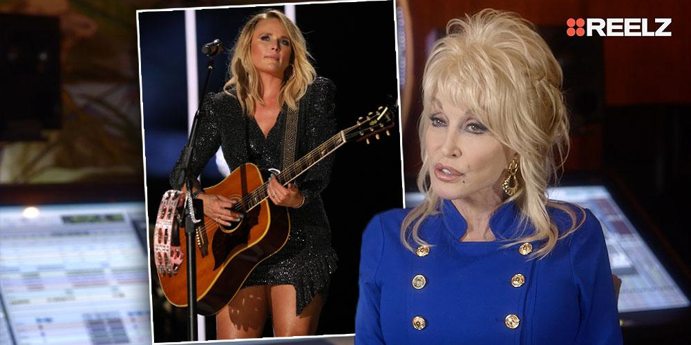 Dolly Parton On Miranda Lambert's Troubled Life Reelz
