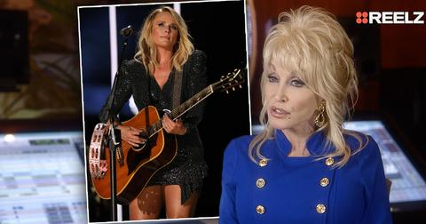 Dolly Parton On Miranda Lambert's Troubled Life Reelz