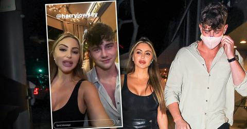 Too Hot To Handle Harry Jowsey Larsa Pippen Sparked Dating Rumors