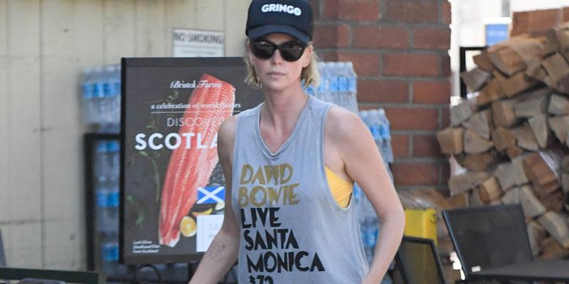 Charlize thereon pp
