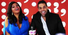 MJ and Mike of Bravo's Shahs of Sunset
