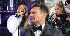 Ryan Seacrest Dumps Mariah Carey For Jennifer Lopez On NYE