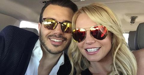 Britney spears charlie ebersol engaged