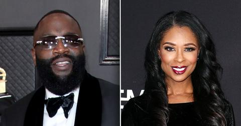 Rick Ross Jennifer Williams PP