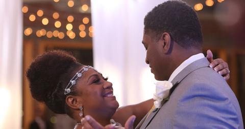Trina Braxton Marries Von Scales In St. Louis Wedding Ceremony