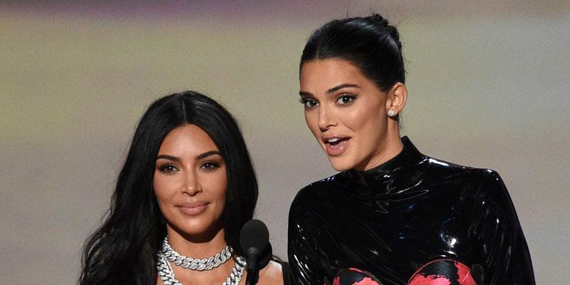 Kim Kardashian Reacts To Kendall Jenner's Parental Rankings