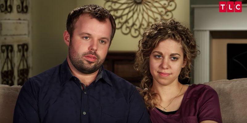 Counting On John-David Duggar wife Abbie