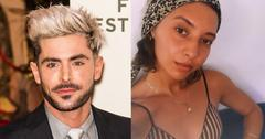 Zac Efron and Vanessa Valladares