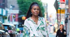 Gabrielle Union Floral Outfit Book Tour Rape Harvey Weinstein Photos hero