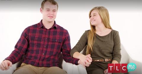 Joseph Duggar Kendra Caldwell Pregnant Video PP