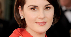 Michelle Dockery Brows
