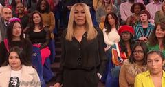 Wendy Williams living in sober house.