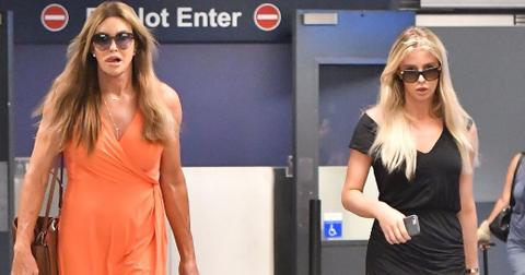 Caitlyn jenner candys cayne after mexico wide