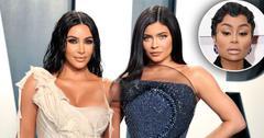 Did Kim Kardashian & Kylie Jenner Have A Run-In With Blac Chyna At The 2020 Oscars?