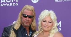 Duane Chapman And Beth Chapman On Red Carpet