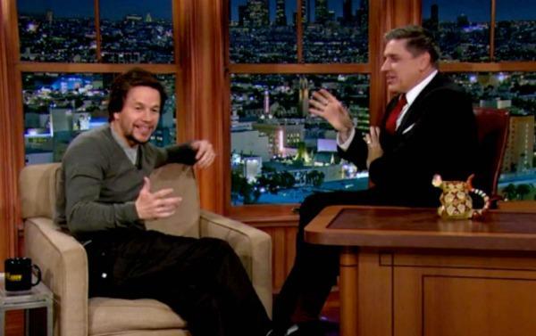 Mark Wahlberg and Craig Ferguson