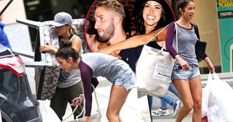 SHAWN BOOTH KATLYN BRISTOWE MOVING IN