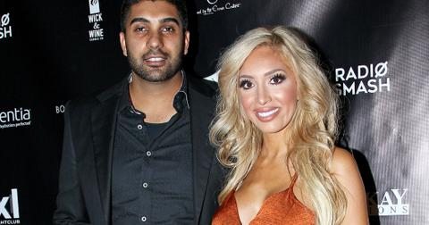 Farrah abraham back together with simon saran photos texts h