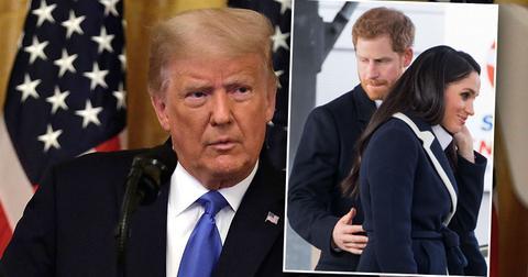 Meghan] & [Harry] Backlash — [Trump] Slams Duchess, While Palace Creates Distance