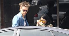 Vanessa Hudgens on date with Austin Butler in West Hollywood